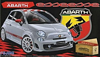 FIAT 500 ABARTH RS82 ESSEESSE 1/24