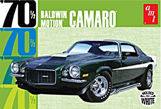 CHEVROLET CAMARO BALDWIN MOTION 1970 1/25