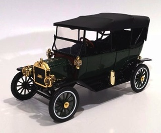 FORD T CONVERTIBLE 1915  1/18